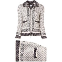 Chanel Knitted Twinset