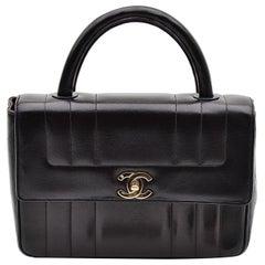 Chanel Lambskin Kelly Style Bag Vintage