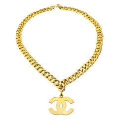 Chanel Large CC Necklace / Belt