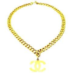 Chanel Large CC Necklace / Belt