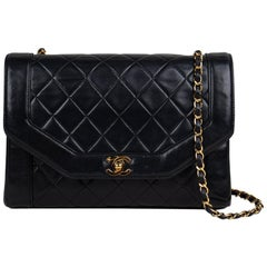 Chanel Large Diana Flap Bag