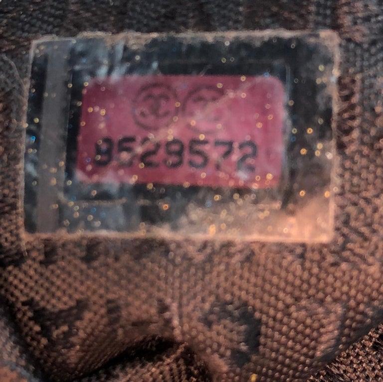 Chanel Lax Tassel Bag Pebbled Leather Medium 1