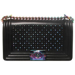 CHANEL LED Boy Bag