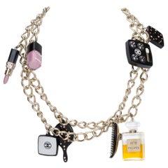 Chanel Limited Edition Makeup Necklace Belt