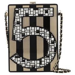 Chanel Limited Edition No. 5 Plexiglass Minaudiere