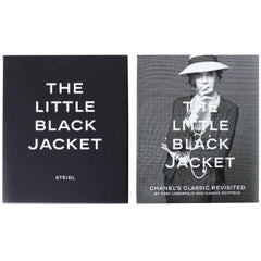 CHANEL Little Black Jacket by Karl Lagerfeld Carine Roitfeld Steidl book 1st Ed
