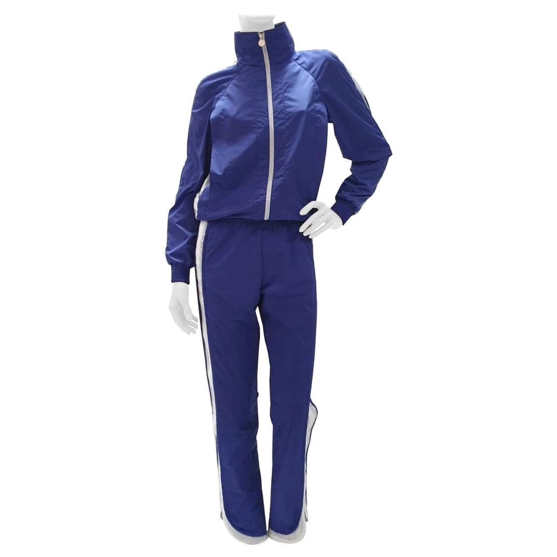 Chanel Logo Sport Suit