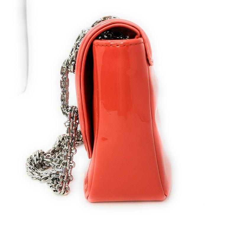 Women's Chanel Mademoiselle Lock Linked Bijoux Chain Flap For Sale