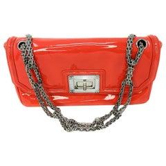 Chanel Mademoiselle Lock Linked Bijoux Chain Flap