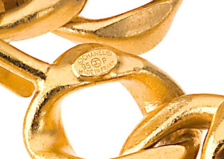 Women's Chanel magnificent bijoux belt with rhinestones
