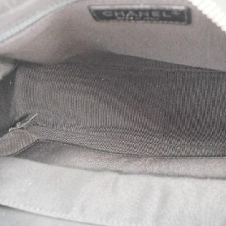 CHANEL matelasse chain shoulder  Camera bag Womens shoulder bag black x antique  For Sale 5