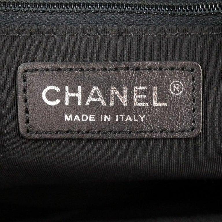 CHANEL matelasse chain shoulder  Camera bag Womens shoulder bag black x antique  For Sale 6