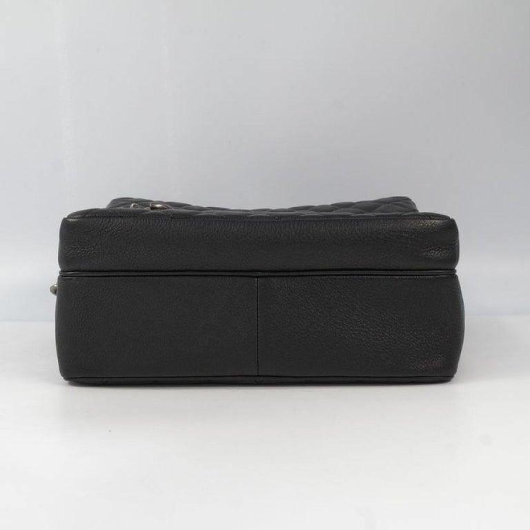 CHANEL matelasse chain shoulder  Camera bag Womens shoulder bag black x antique  In Excellent Condition For Sale In Takamatsu-shi, JP