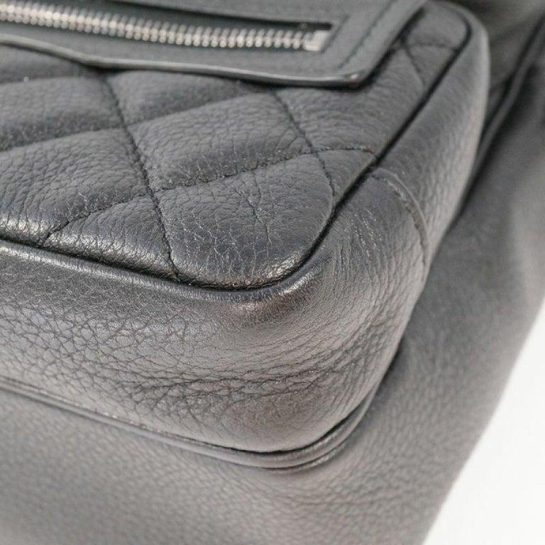 CHANEL matelasse chain shoulder  Camera bag Womens shoulder bag black x antique  For Sale 1