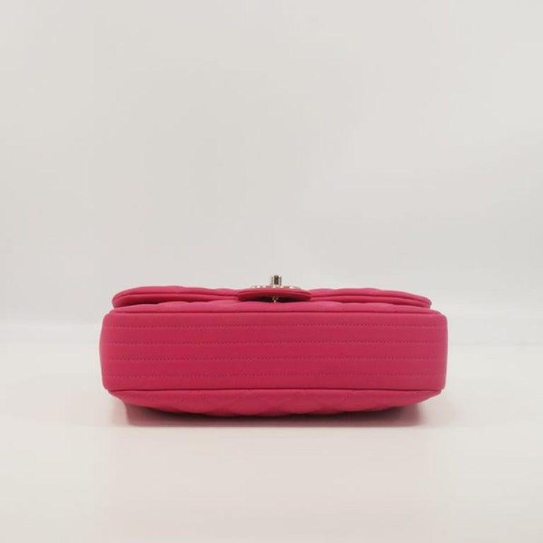 CHANEL matelasse chain shoulderー Womens shoulder bag pink x silver hardware In Excellent Condition For Sale In Takamatsu-shi, JP