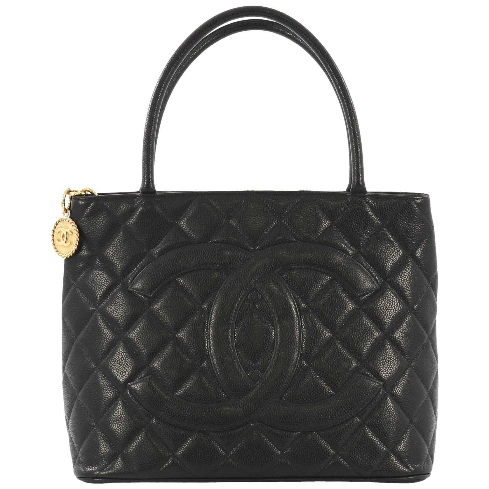 e2b41077103b Vintage Chanel Tote Bags - 536 For Sale at 1stdibs