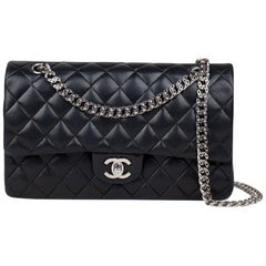 Chanel Medium Bijoux Chain Classic Double Flap Bag