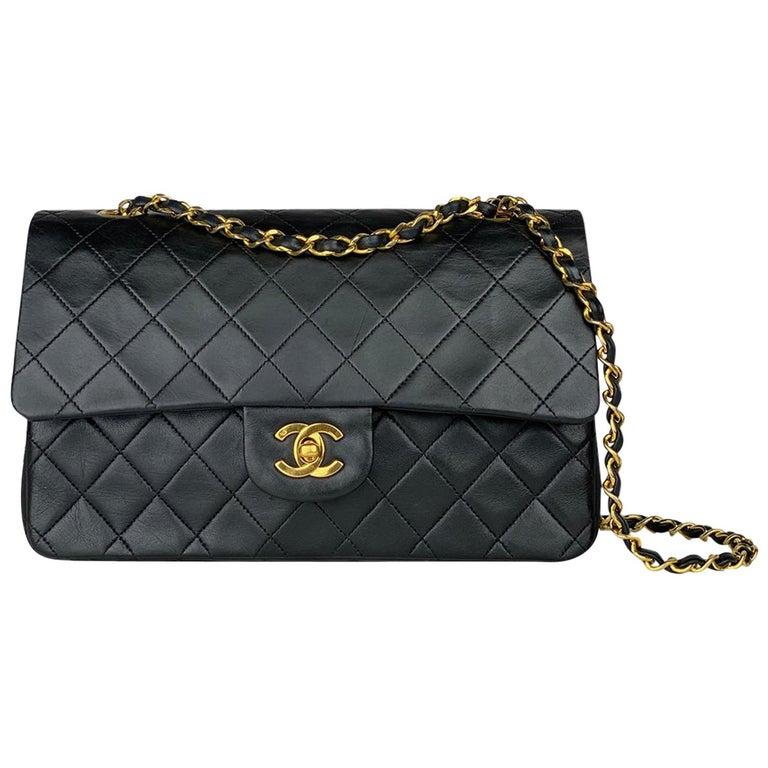 Chanel Medium Black Classic Double Flap Bag