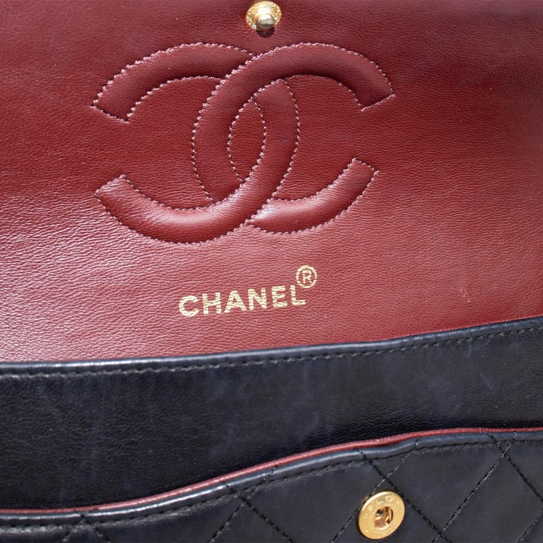 Chanel Medium Classic Double Flap Bag 7