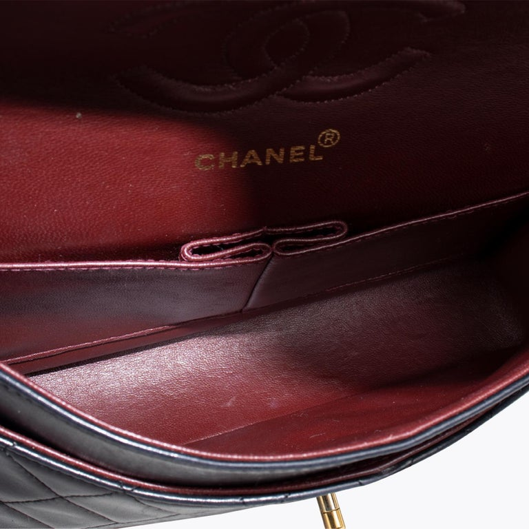 Chanel Medium Classic Double Flap Bag 8