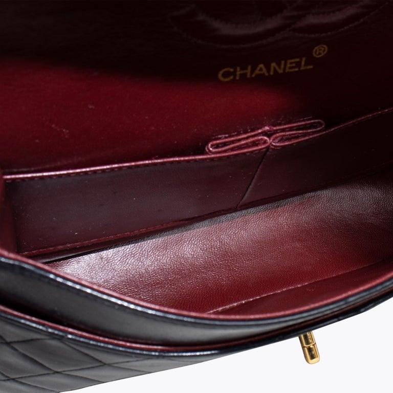 Chanel Medium Classic Double Flap Bag 8