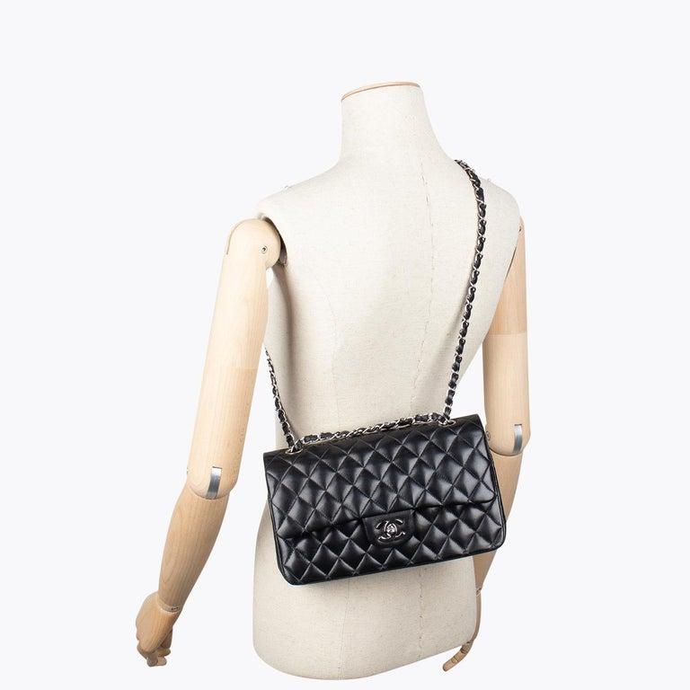 Chanel Medium Classic Double Flap Bag 9