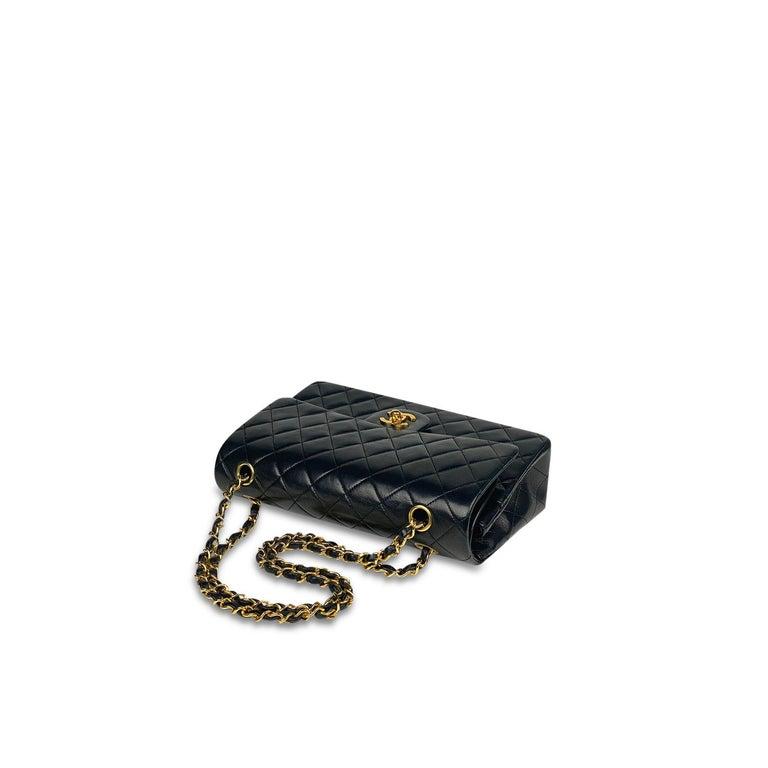 Chanel Medium Classic Double Flap Bag 10