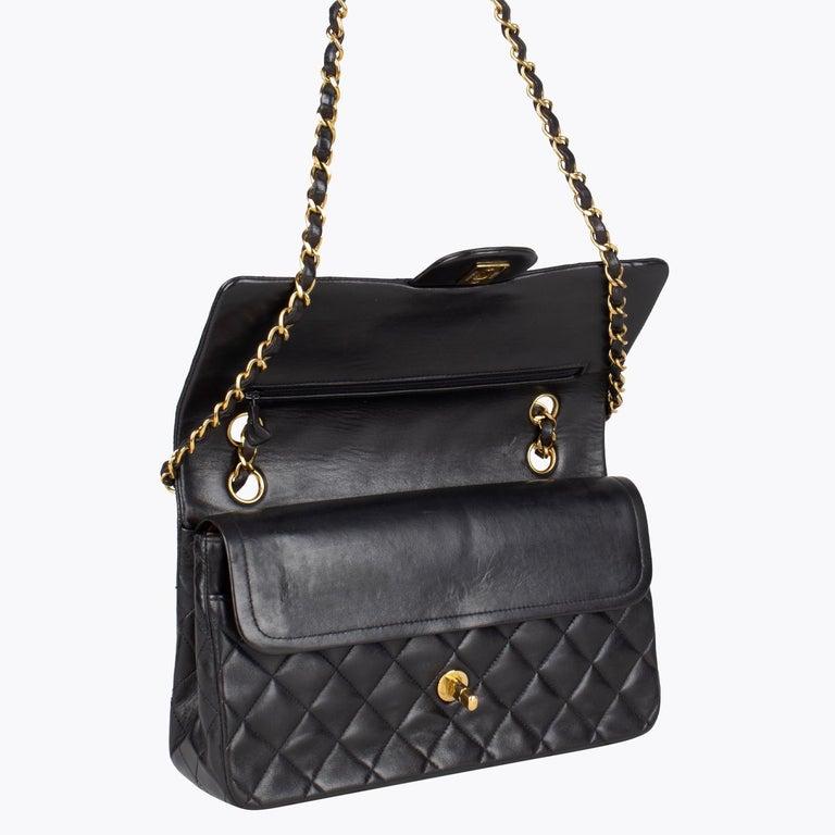 Chanel Medium Classic Double Flap Bag 4