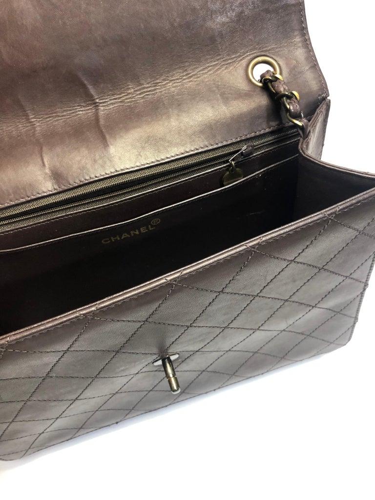 Chanel Medium Classic Flap Shoulder Bag For Sale 1