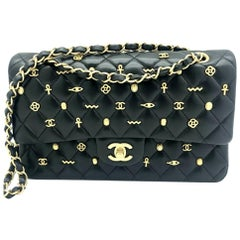 Chanel Medium Egyptian Charm Flap
