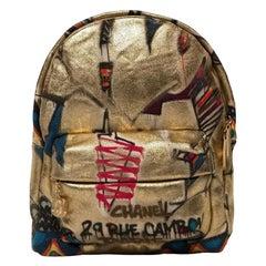 CHANEL Metiers D'Art Backpack