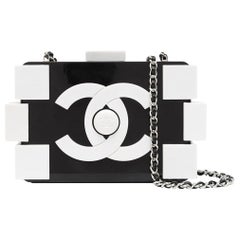 Chanel Monochrome Lego Bag