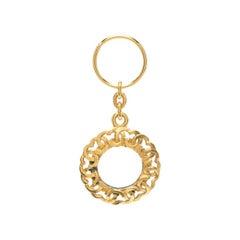 Chanel Monocle Key Ring