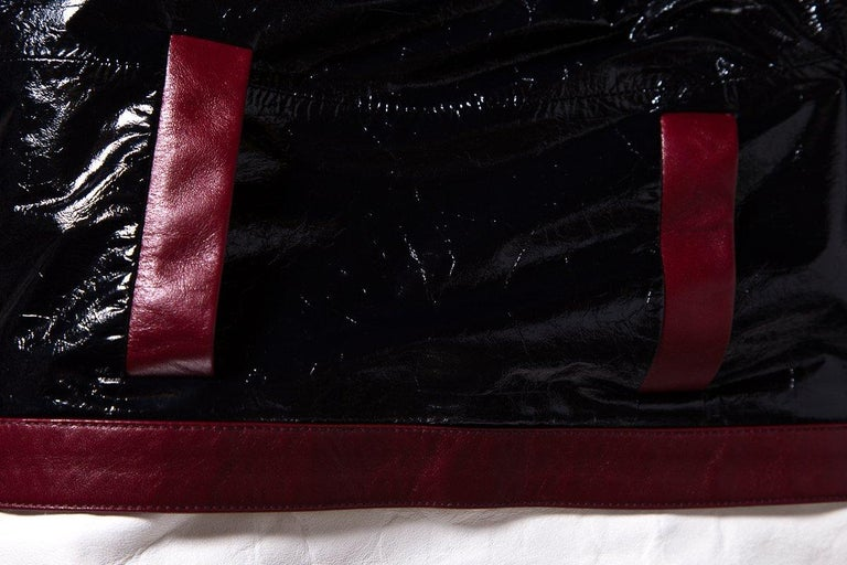 Women's CHANEL  Multi Color-Block Leather Jacket  For Sale