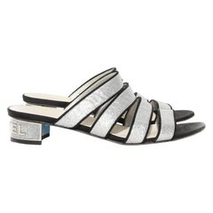 Chanel Multi-Strap Sandal