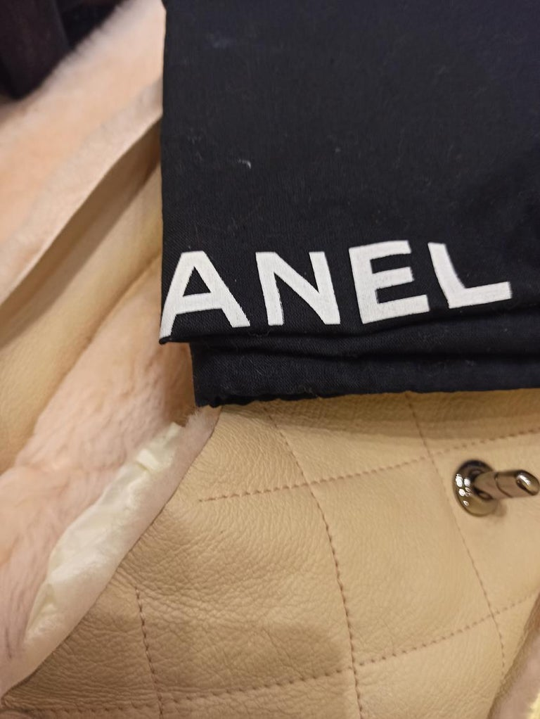 Chanel Mutton Classic Bag For Sale 2