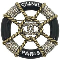 Chanel Nautical Wheel Pin Cruise Collection 2018