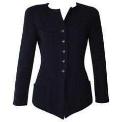 CHANEL Navy Jacket