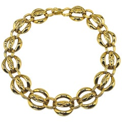 CHANEL Necklace Vintage 1970s