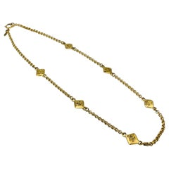 CHANEL Necklace Vintage 1990s Chain - Collection 29