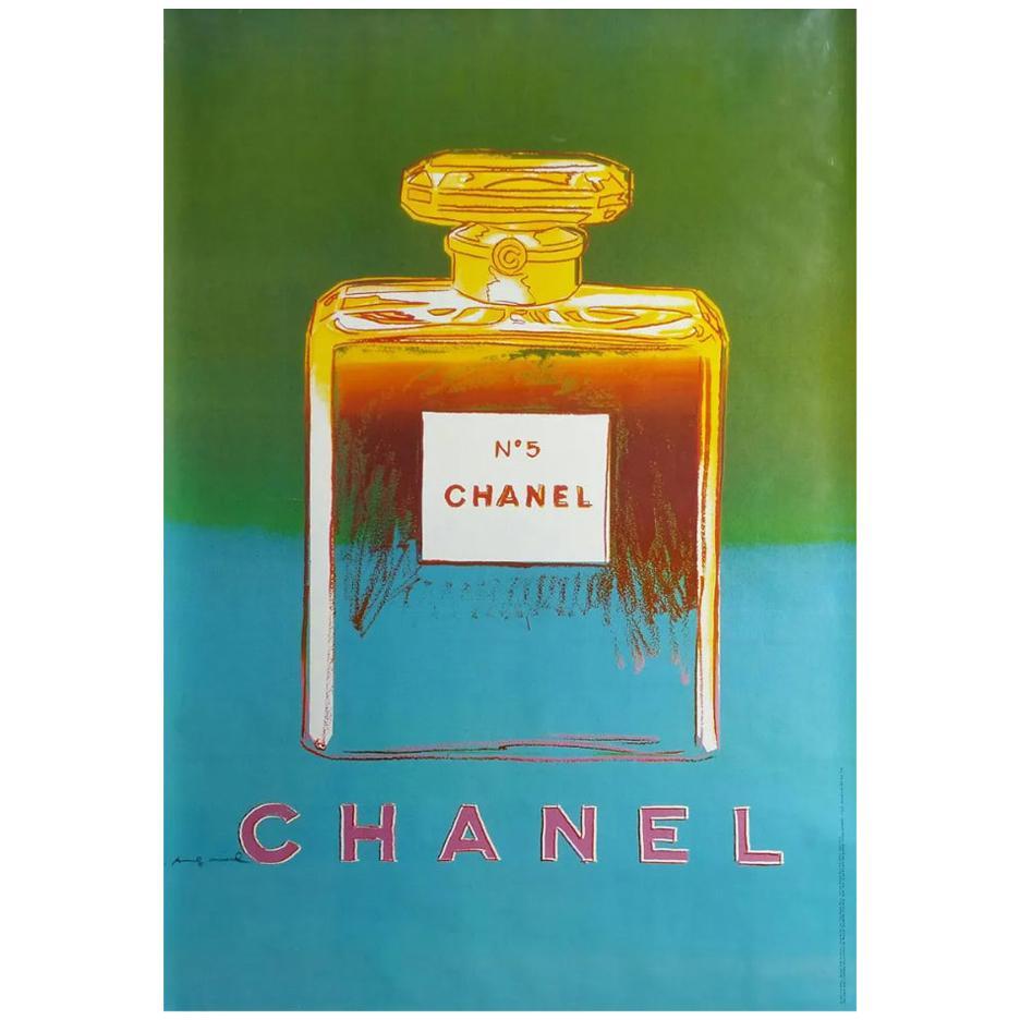 Chanel Nº 5 Original Poster