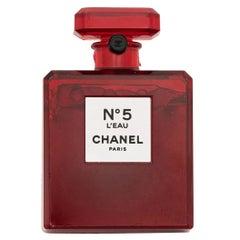 Chanel No. 5 Perfume Bottle Brooch