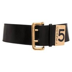 Chanel No.5 Buckle Belt