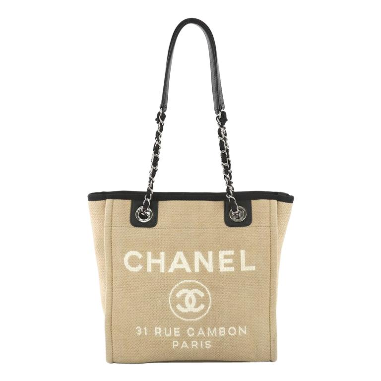 8284e29b187c96 Vintage Chanel Tote Bags - 536 For Sale at 1stdibs