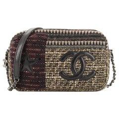Chanel Paris-Dallas Camera Case Tweed Medium