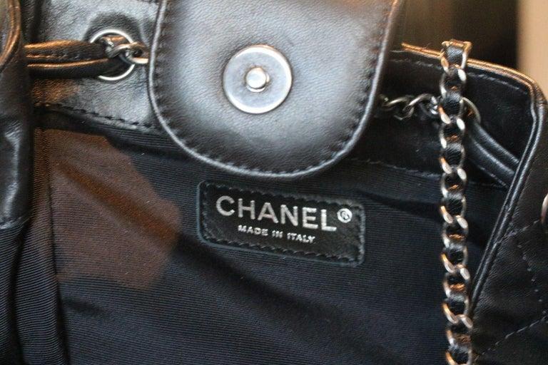 Chanel Paris-Dallas Drawstring Fringe Quilted Shoulder Bag For Sale ... 525a2eae8e0f2