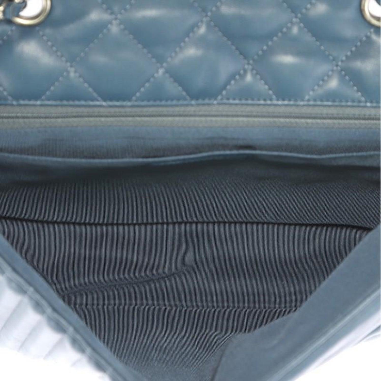 cd18c69ee886 Chanel Paris-Dallas Flap Bag Embossed Lambskin Jumbo at 1stdibs