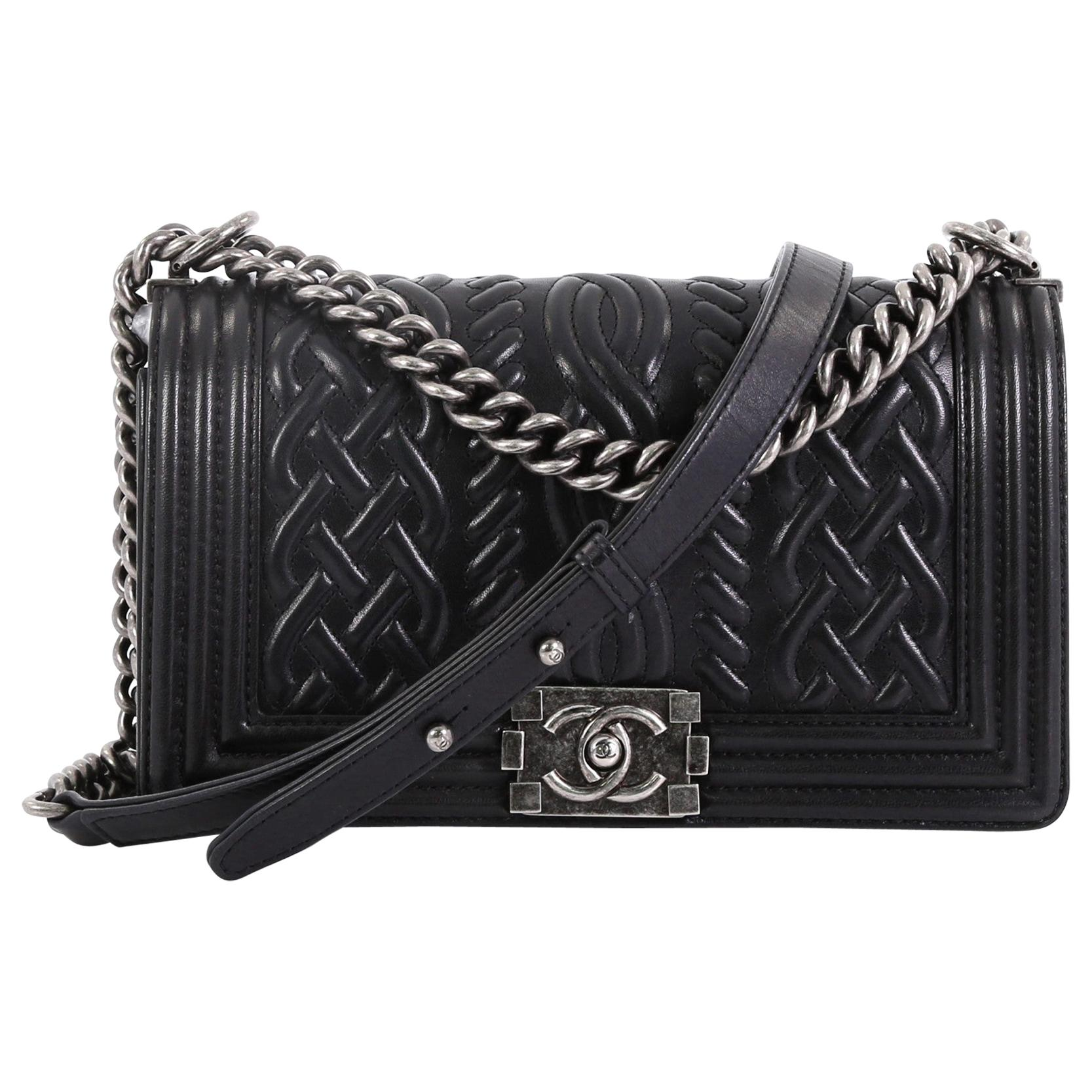 06e6861b6312 Chanel Boy Bags - 256 For Sale on 1stdibs