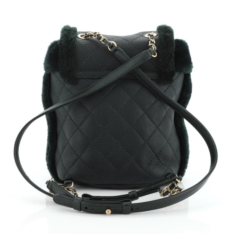Women's or Men's Chanel Paris-Hamburg Flap Backpack For Sale