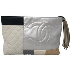 Chanel Patchwork Clutch
